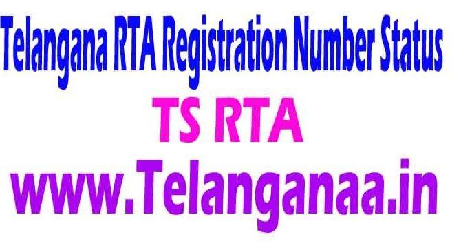 Telangana transport department vehicle registration details-8291