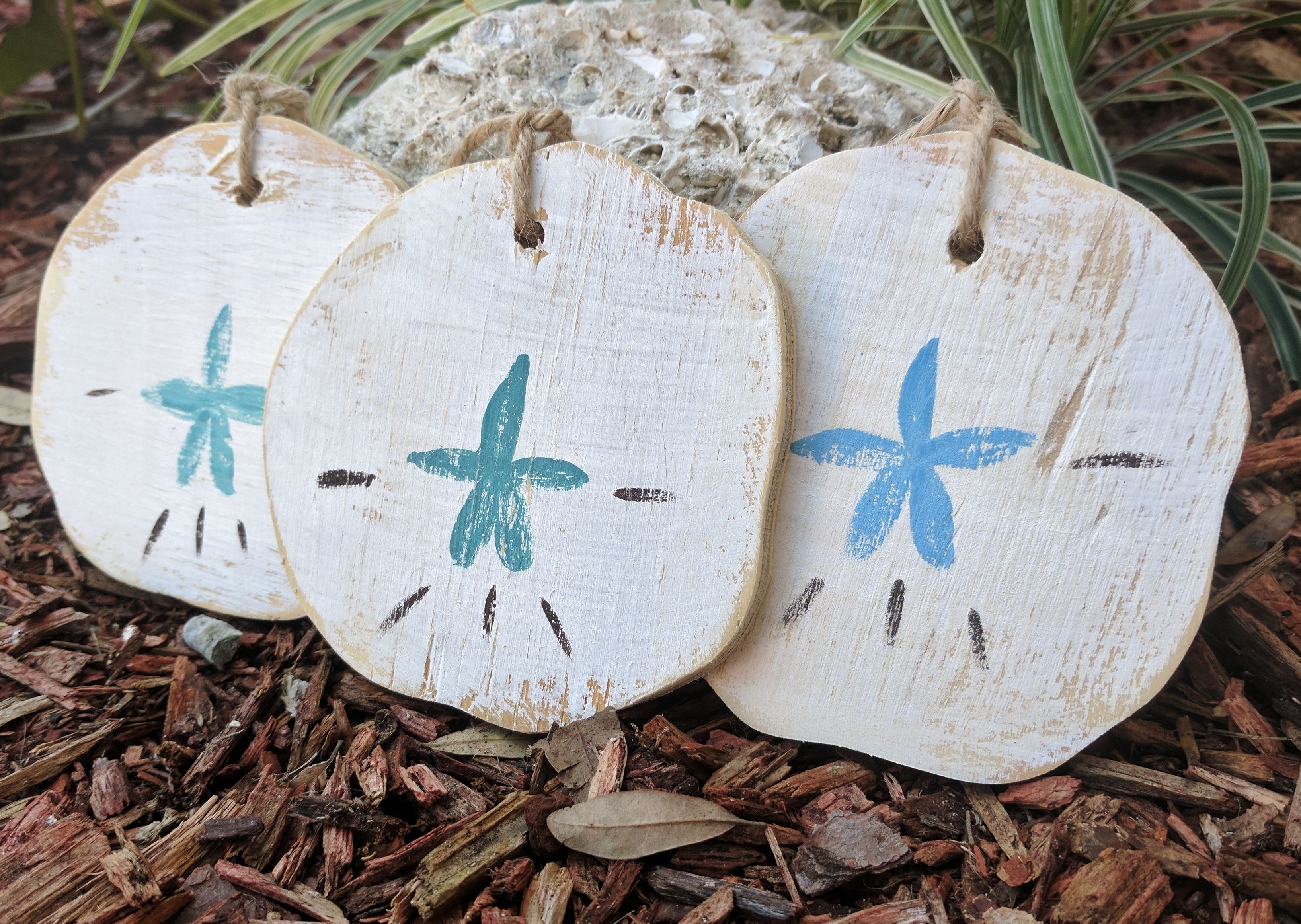 25 Beach Themed Ornaments, Gift Tags, Wedding Favors | Home ...