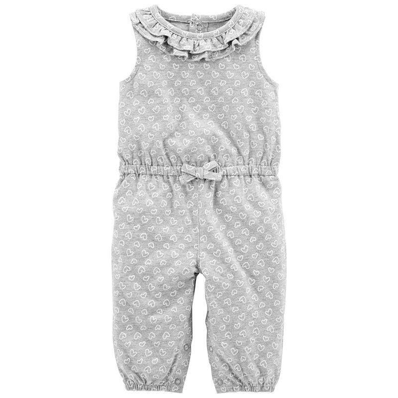 4686ece2e Carter s Sleeveless Jumpsuit - Baby Girl