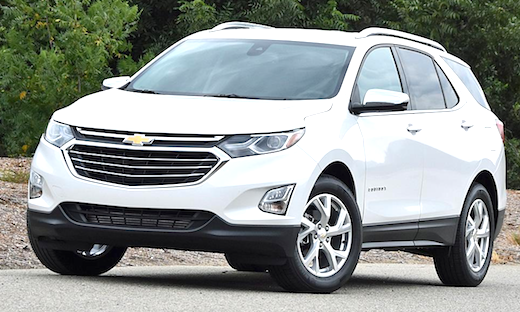 2019 Chevrolet Equinox Review Wealth Richness Redesigned 2019