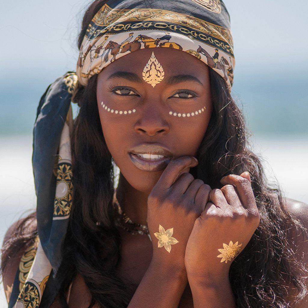 Boho Gypsy Collection | Festival Makeup | Boho Gypsy ...