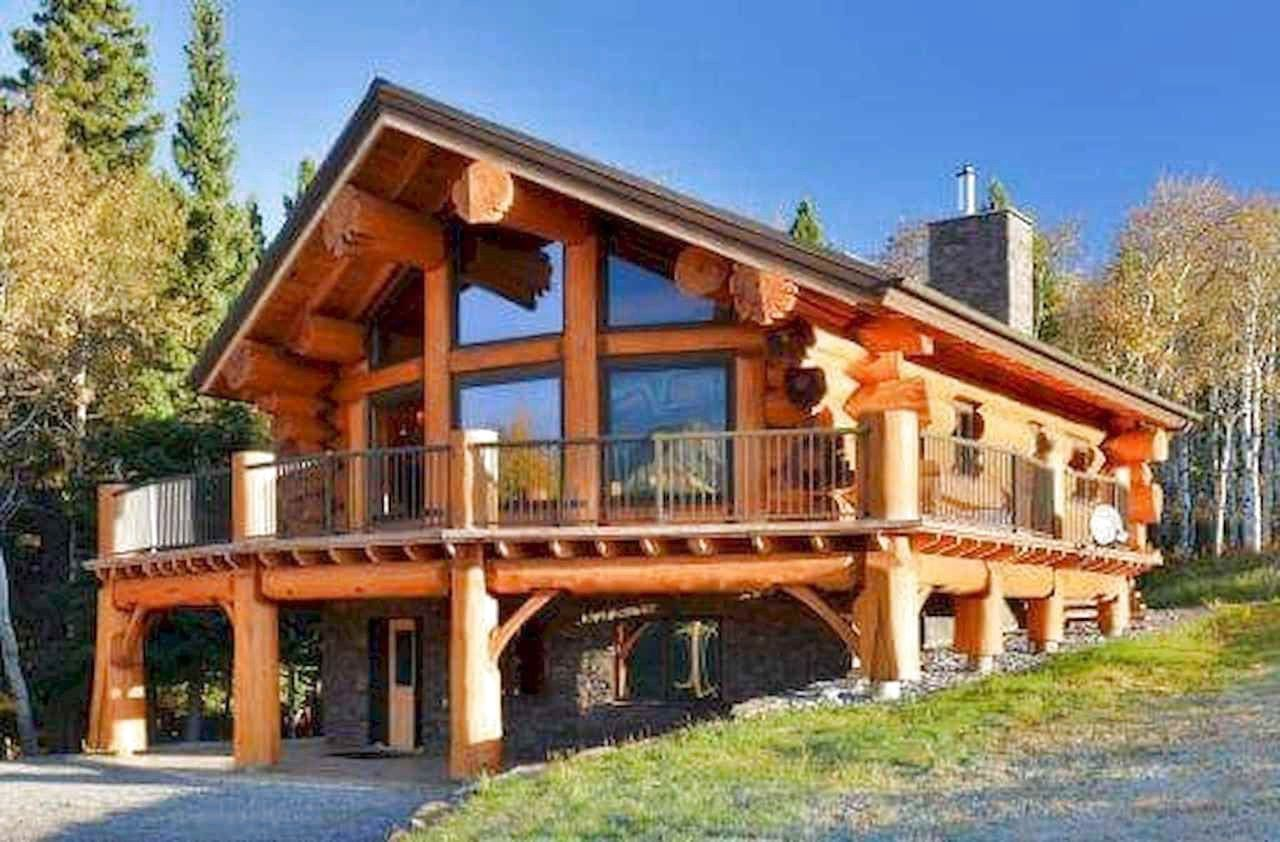 77 Favourite Log Cabin Homes Plans Design Ideas The Expert Beautiful Ideas Log Cabin Homes Log Cabin Floor Plans Residential Log Cabins