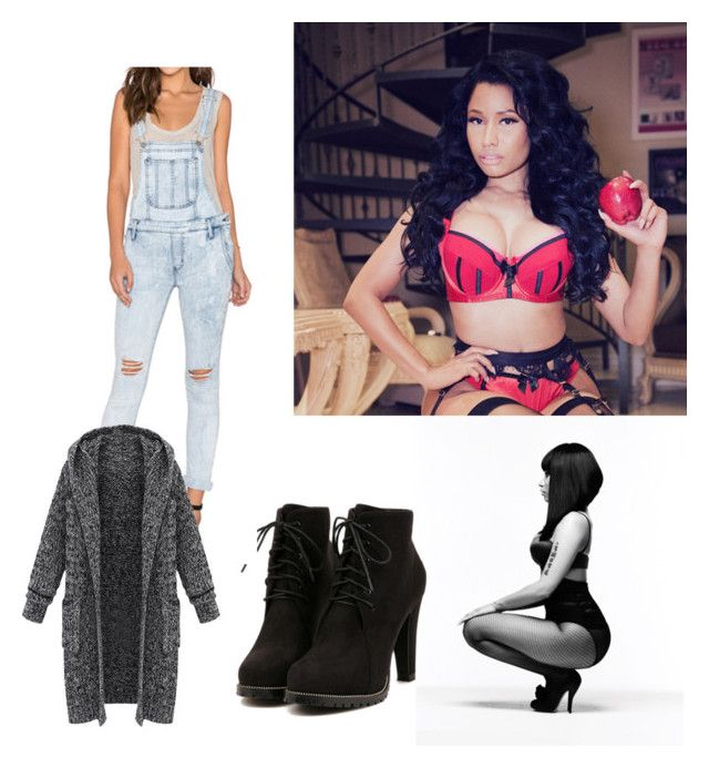 """""""Going To A Hookah Lounge ~Nicki"""" by mindlesschica62 ❤ liked on Polyvore featuring Nicki Minaj"""