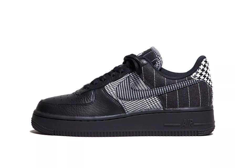 Nike's Air Force 1 Is Edgy in