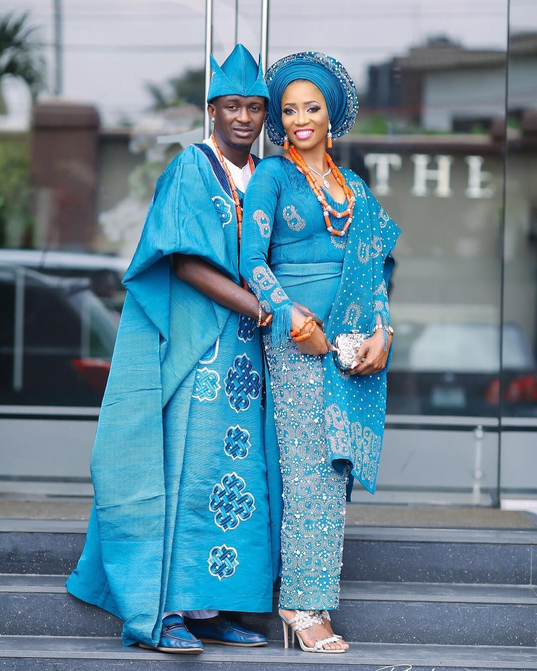 Nigerian Traditional Yoruba Wedding: Pin By SimiandSteven On Yoruba Engagement
