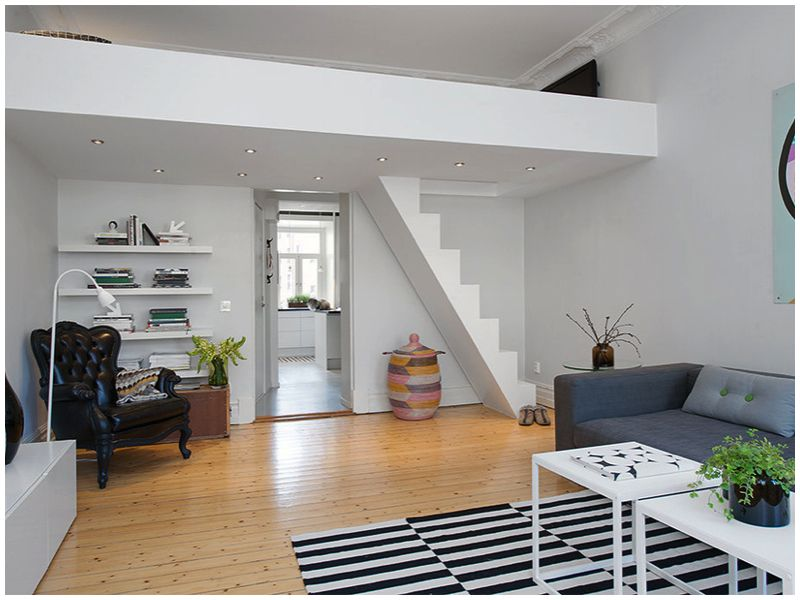 Small Apartment Solutions Love The Grey