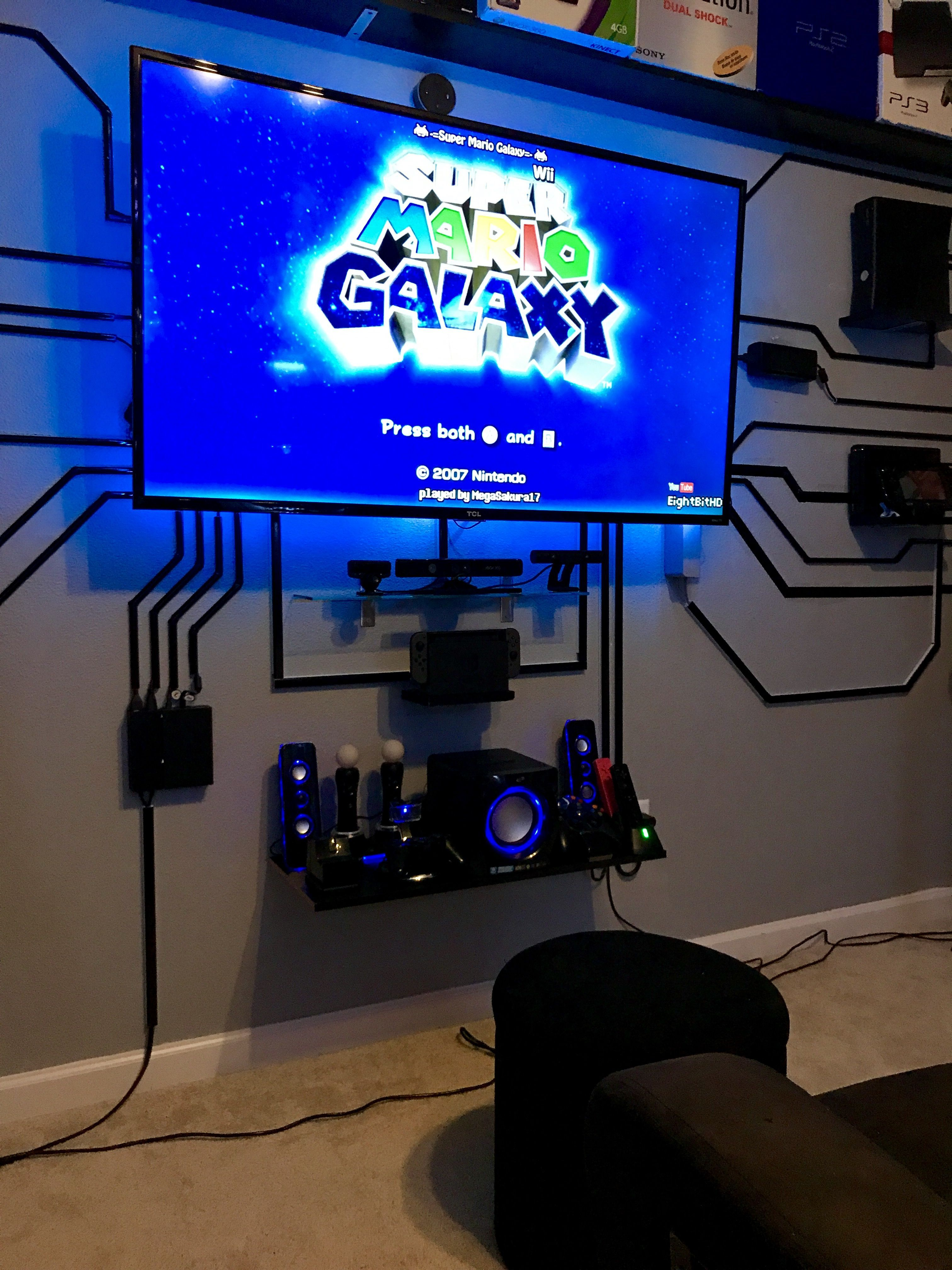 Home Gaming Equipment