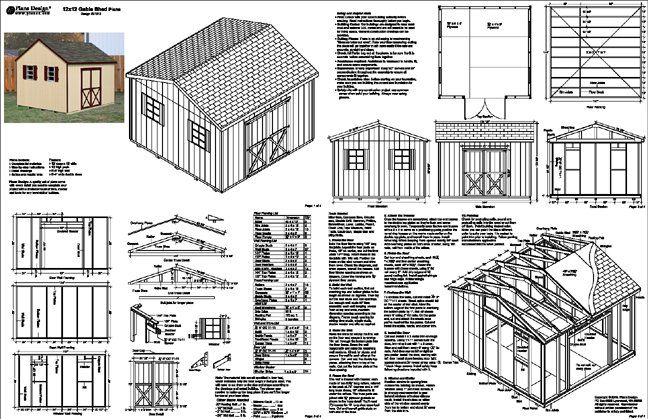 Captivating Garden Shed Plans. Want More Ideas And Plans? Get It Here   Http:
