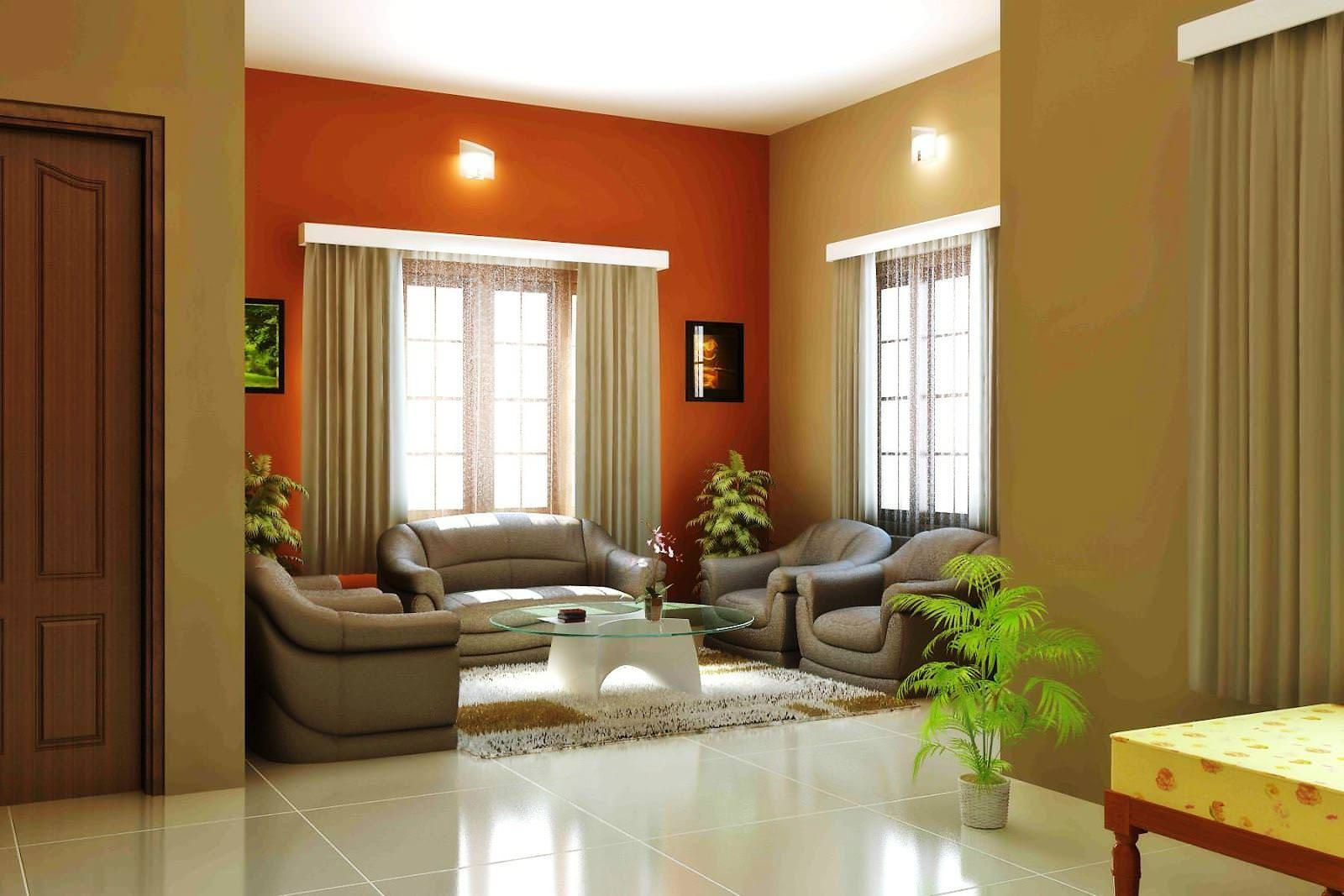 Interior Paint Color Scheme For Beautiful Home Interior House