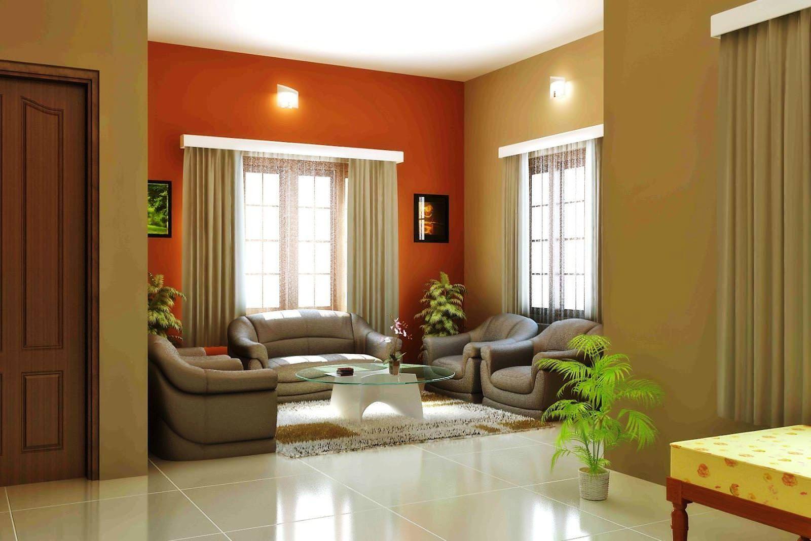 Interior House Paint Colour Schemes