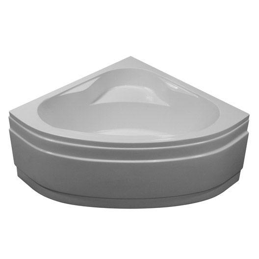 baignoire d 39 angle access sensea acrylique 115x115 cm. Black Bedroom Furniture Sets. Home Design Ideas