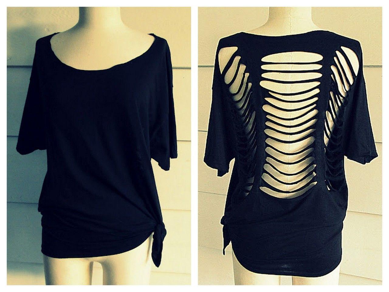 cool shirt cutting ideas wwwpixsharkcom images