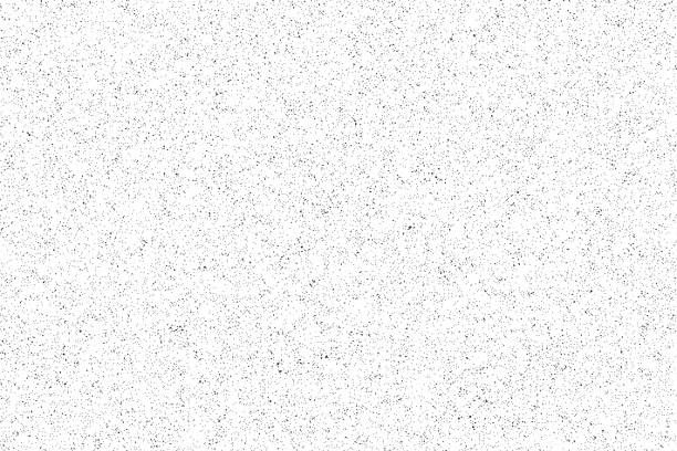 noise pattern  seamless grunge texture  white paper  vector