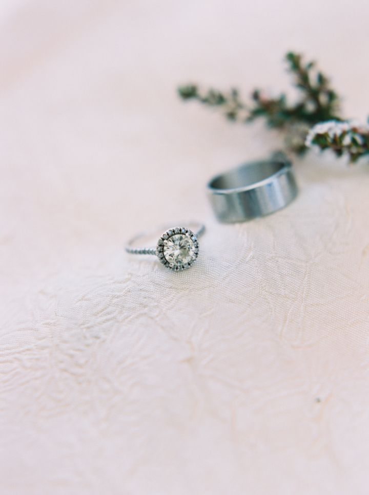 Diamond engagement ring | fabmood.com #wedding #engagementring