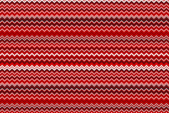 seamless set chevron pattern by Rommeo79 on Creative Market