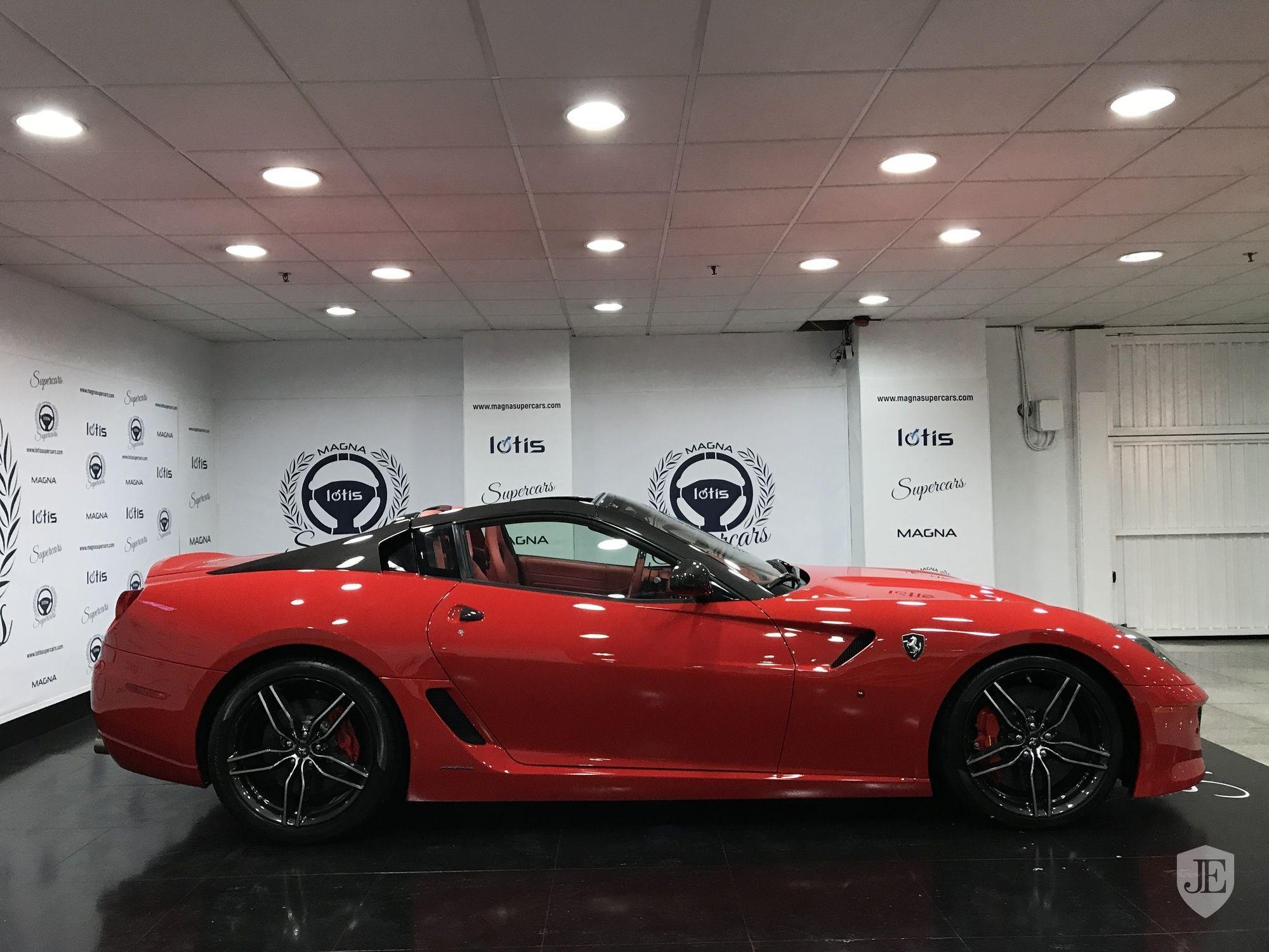 2011 Ferrari 599 Gtb Fiorano In Marbella Spain For Sale On