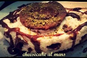 Cheesecake al mars | Una cucina da single | Pinterest | Cheesecakes