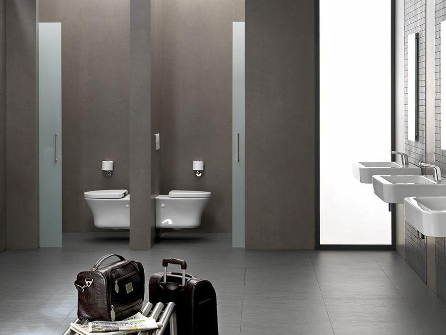 INNOVACIÓN En #sanitarios   Bastidor Doble Empotrado Para Inodoro Suspendido:  Fácil Instalación Y Diseño U0027minimalu0027 #baños