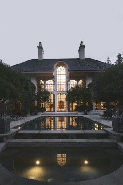 Image via We Heart It #amazing #Dream #goals #home #house #luxury ...