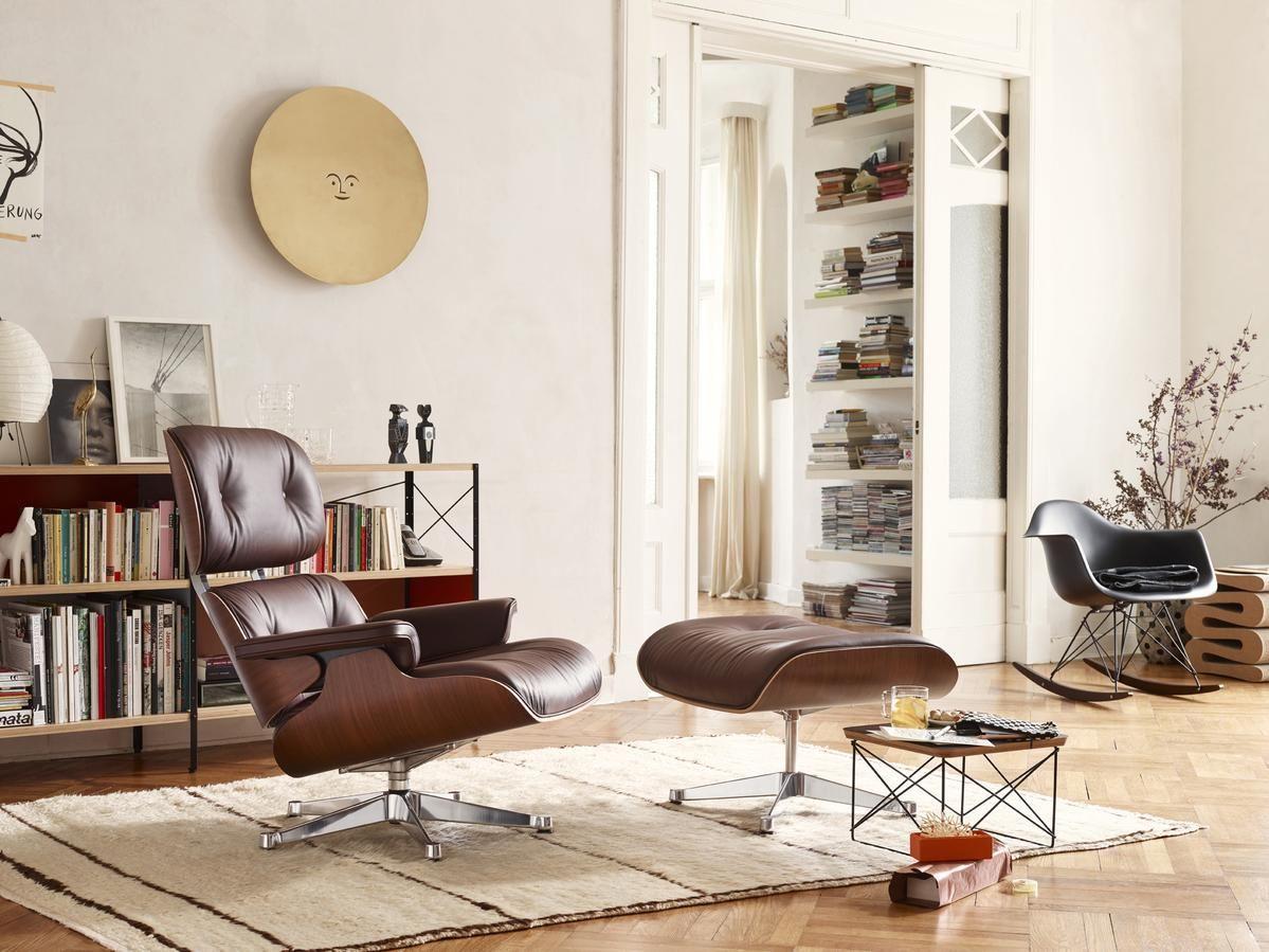 Der Eames Lounge Chair Von Vitra Feiert Geburtstag By Design Bestseller Amazing Pictures