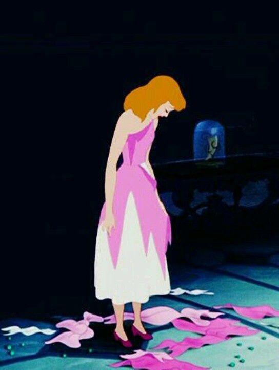 The dress was broken cinderella was sad disney cinderella cinderella was sad voltagebd Gallery