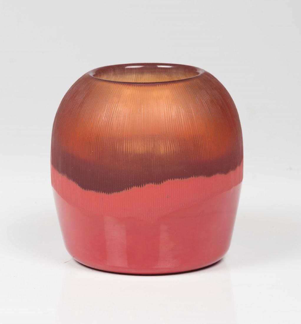 Lot Thomas Stearns Lot Number 0039 Starting Bid 10 000 Auctioneer Cambi Casa D 39 Aste Auction Murano 20th C Murano Glass Vase Murano Glass Blowing