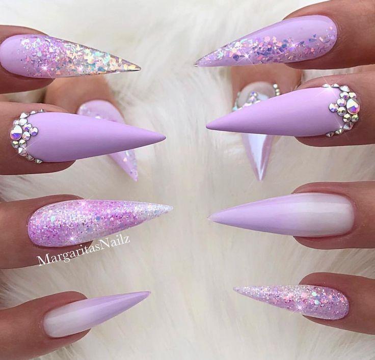 Photo of # Nails # stiletto # stiletto nails – stiletto nails – # nails # stiletto