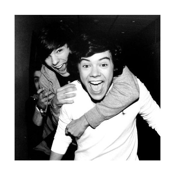 Larry Stylinson ❤ liked on Polyvore featuring one direction, larry stylinson, 1d and pictures