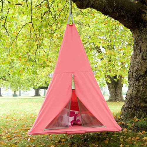 7 INSPIRED FORT AND TREEHOUSE DESIGNS FOR KIDS