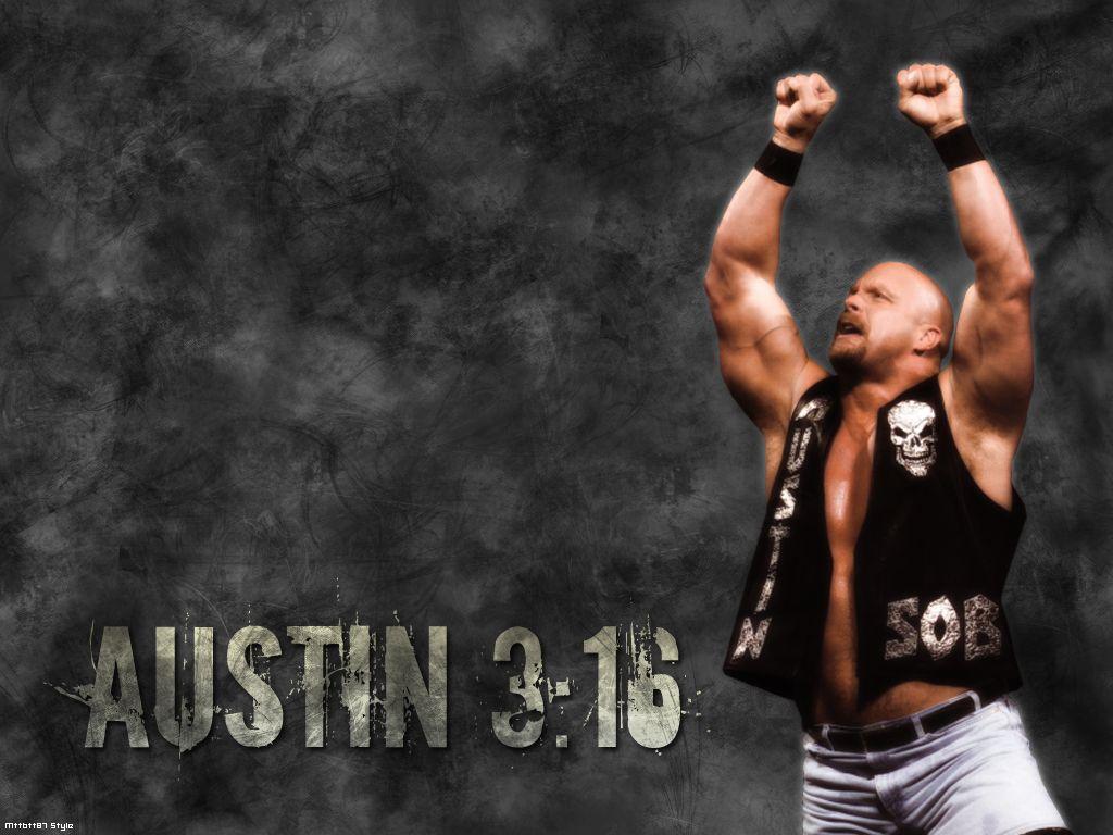 Stone Cold Steve Austin AKA The Texas Rattlesnake