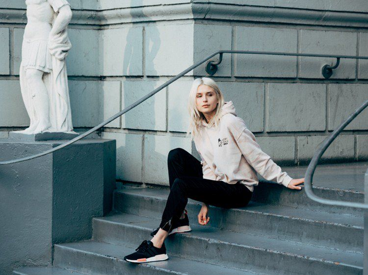 931b83d35 40 great outfits combined with Adidas NMD for women  adidas  combined  great   outfits  women
