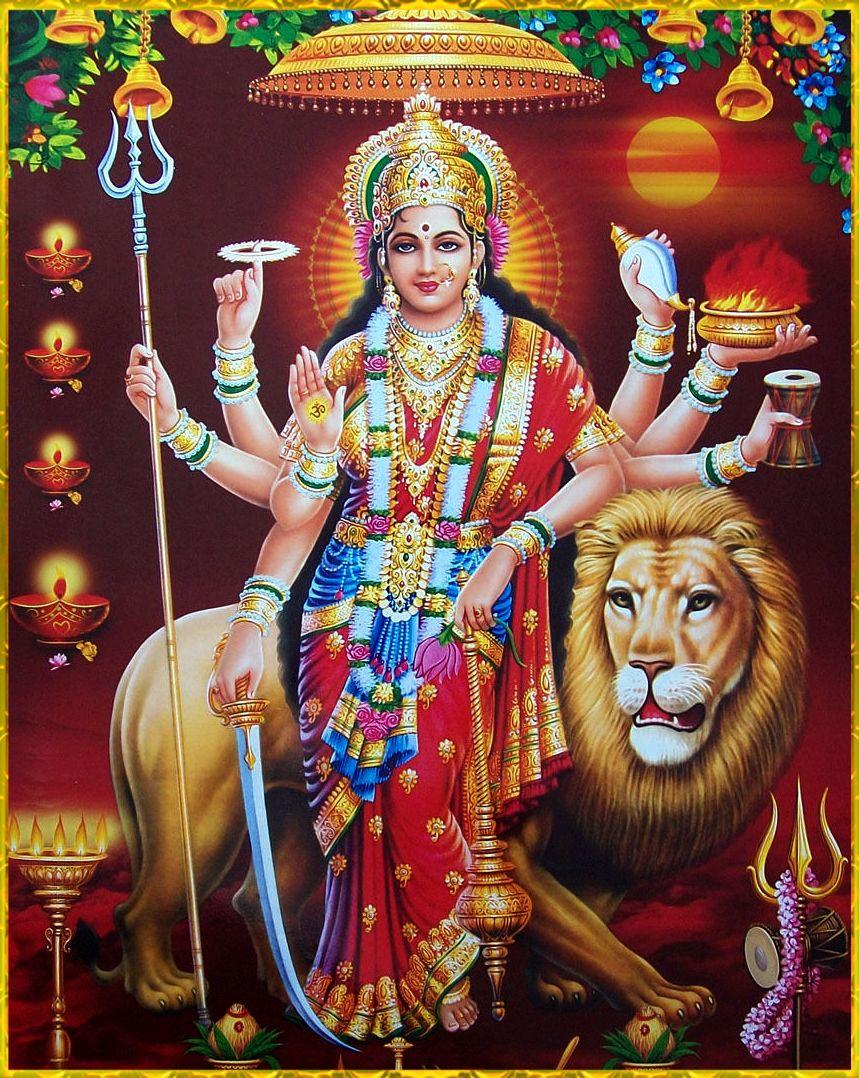Image result for durga devi images