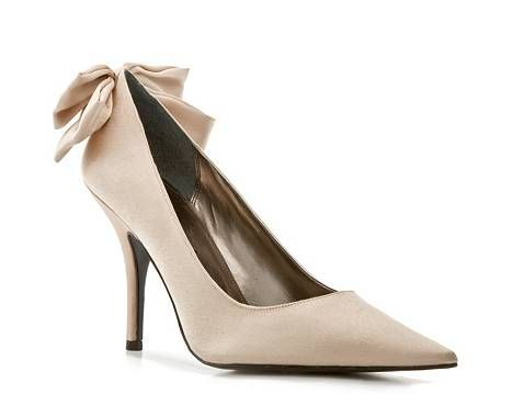Lulu Townsend Bangles Bow Pump  for the girls?