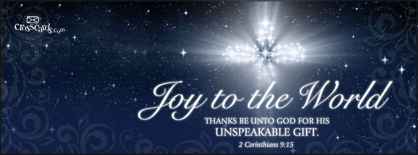 download joy to the world christian facebook cover banner fb covers