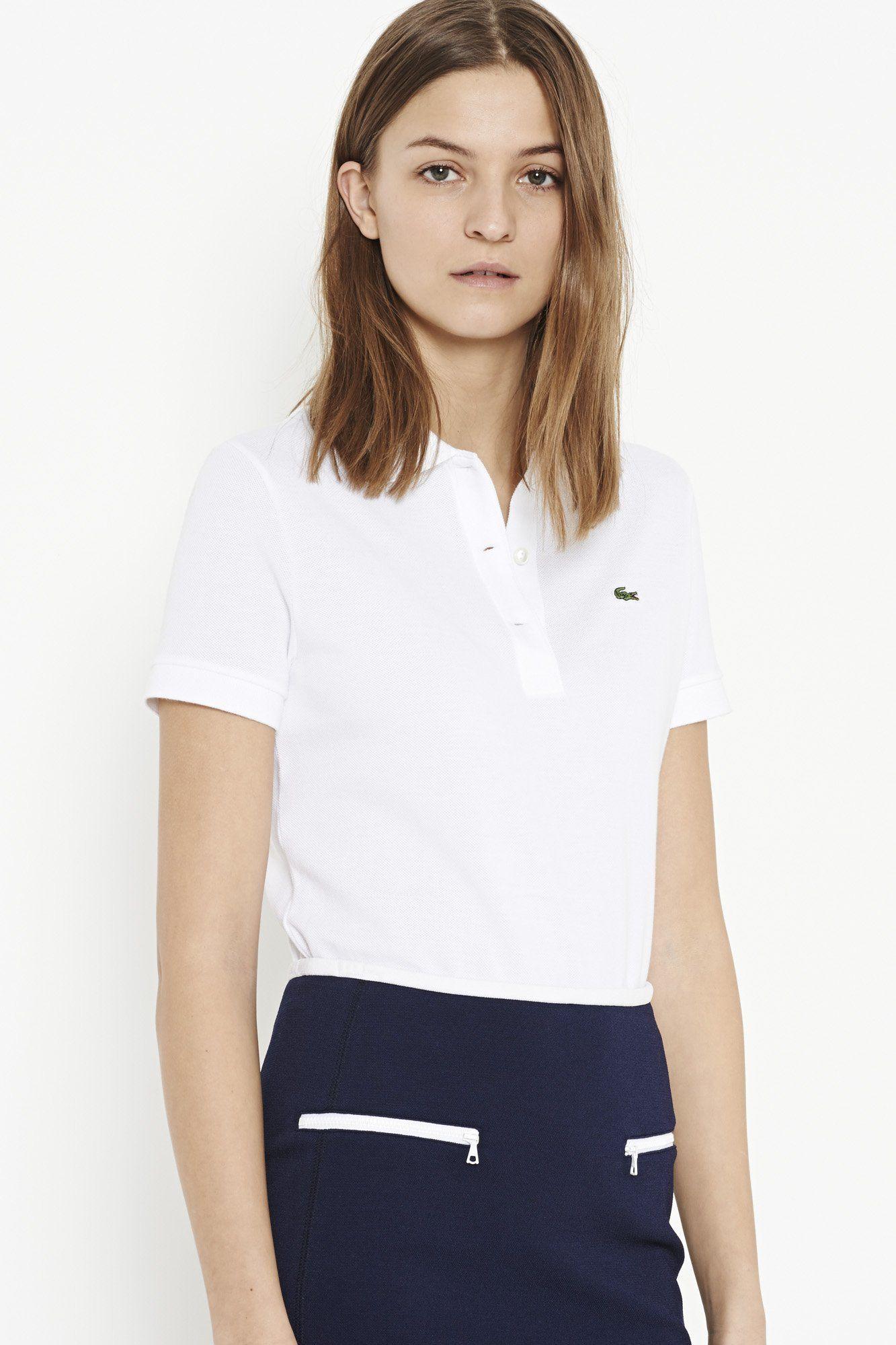 87daaaf298d96 Lacoste Short Sleeve Non-stretch Pique  Polo