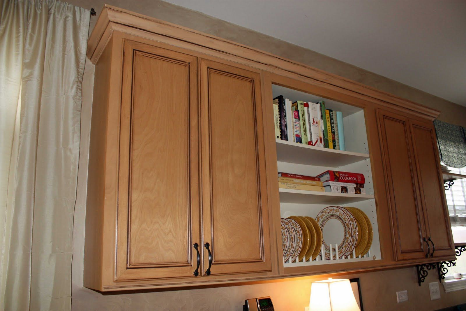 transforming home how to add crown molding to kitchen cabinets rh br pinterest com