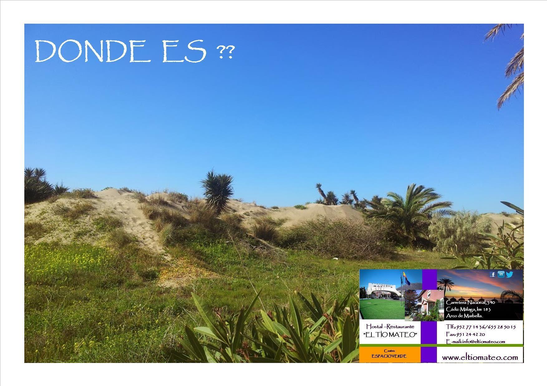 Dunas Virgenes De Marbella Hostal Playa