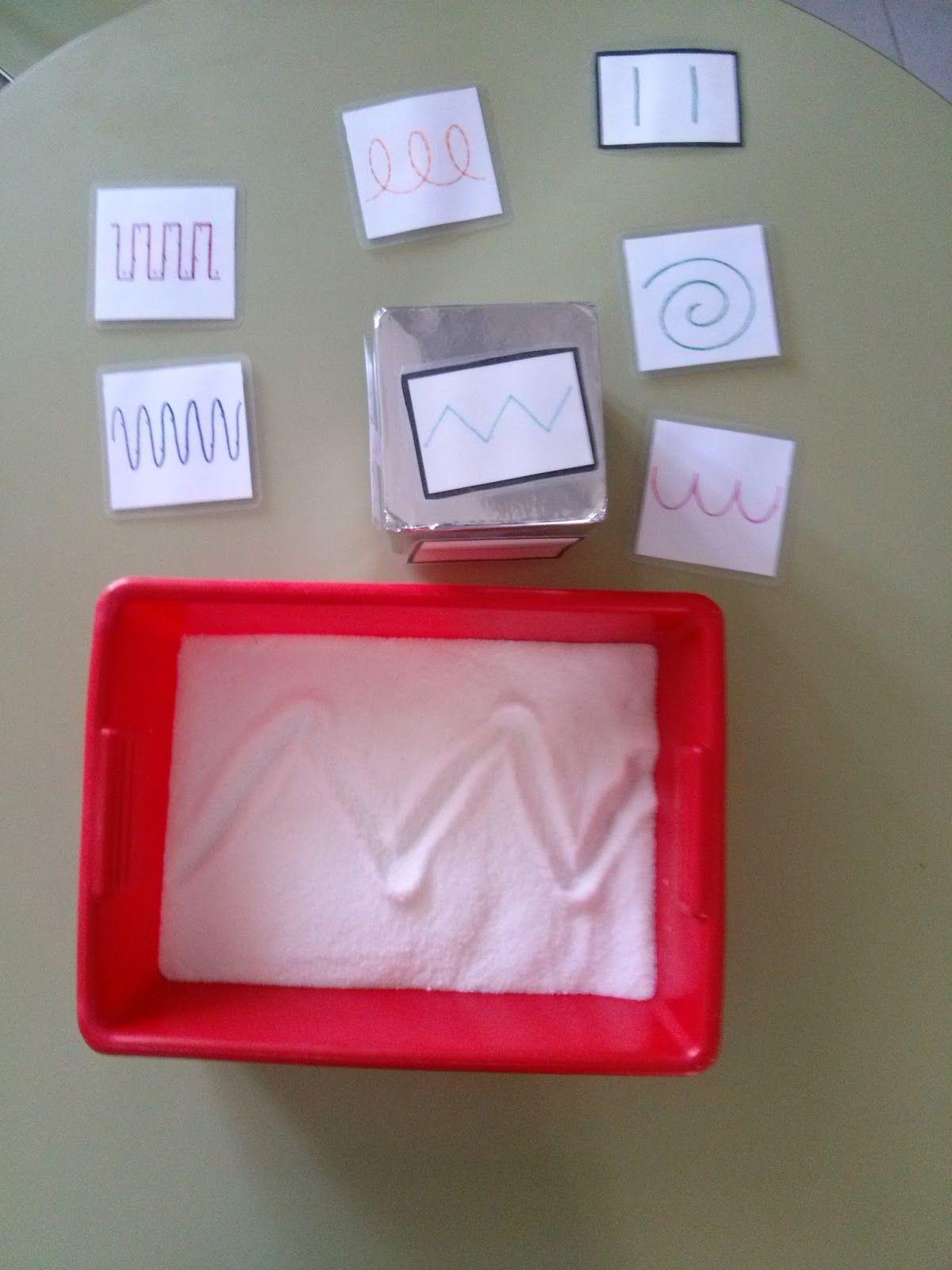 Recursos D Un Mestre D Infantil Dado De Trazos Para Trabajar La Motricidad Fina Actividades Para Motricidad Fina Actividades Montessori Actividades Motricidad