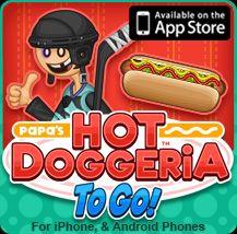 Papa's Burgeria | Free Flash Game | Flipline Studios