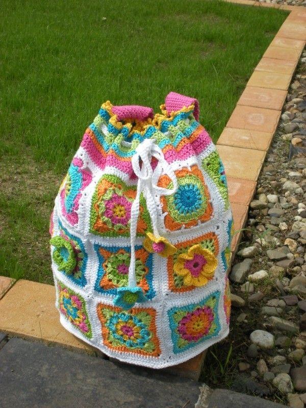 Tasche häkeln // Beutel häkeln // DIY Tasche | # Bag ✰ Tasche ...