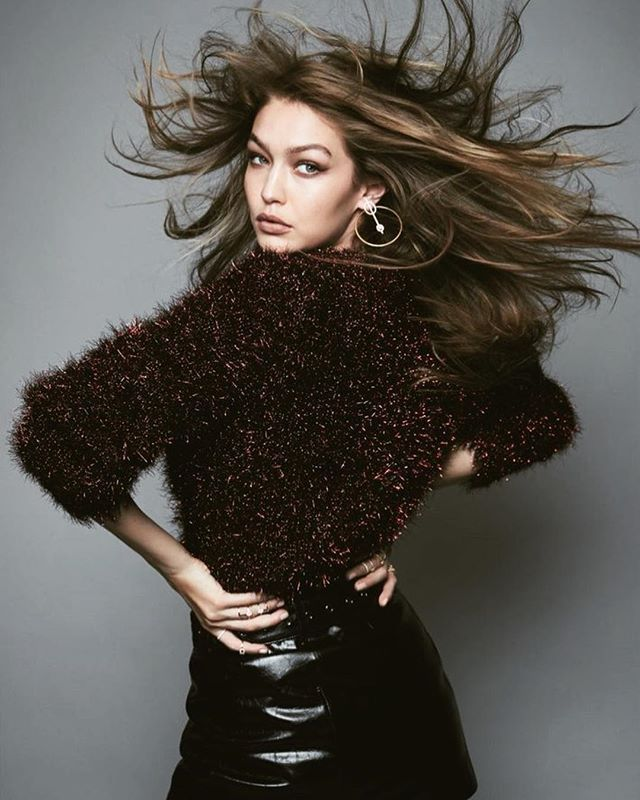 GIGI HADID x TOMMY HILFIGER COLLECTION Life With Me