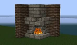 Corner fireplace. Don't have enough room? Do this ...