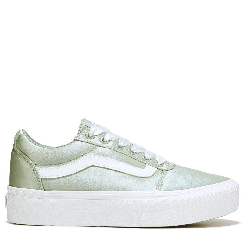 ed06e8073ba8 Vans Women s Ward Platform Sneakers (Desert Sage)