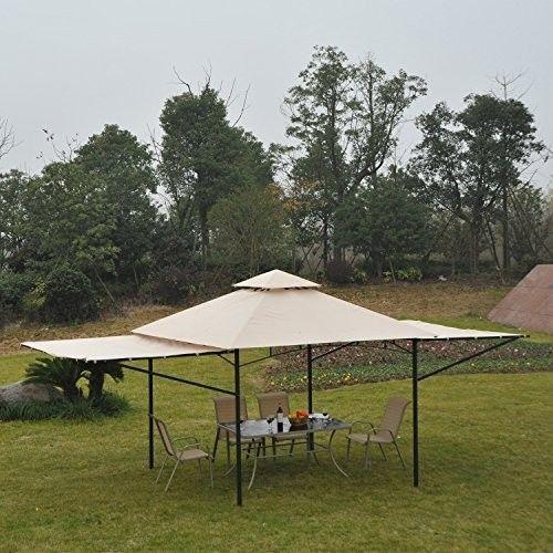 Patio gazebo garden barbeque canopy outdoor sunshade party tent yard patio gazebo garden barbeque canopy outdoor sunshade party tent yard furniture patiogazebogardenbarbequecanopy freerunsca Images