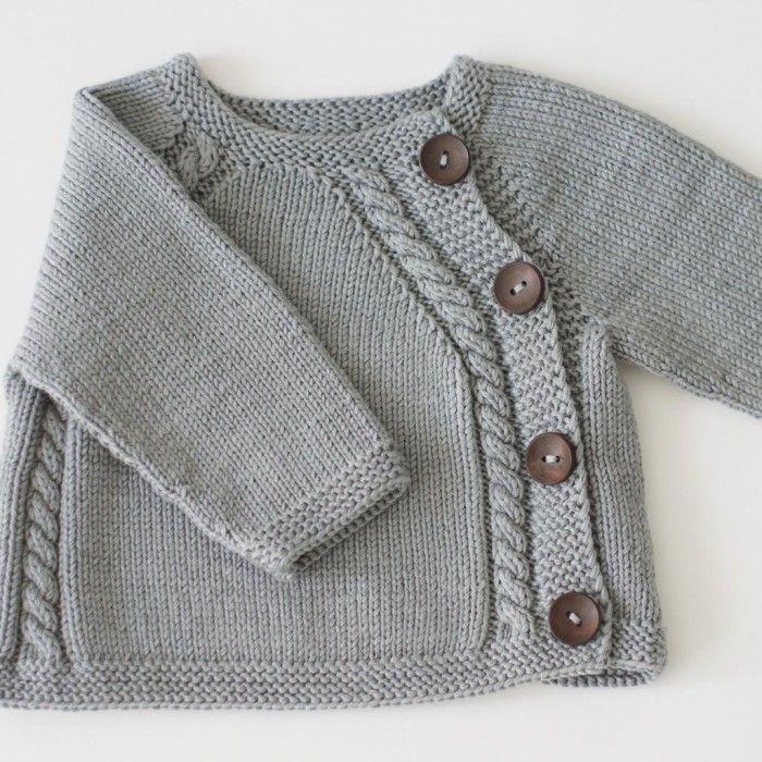 Photo of Pants, Cardigan & Rompers – Instruksjonspakke (strikking) Instruksjoner Go Handmade