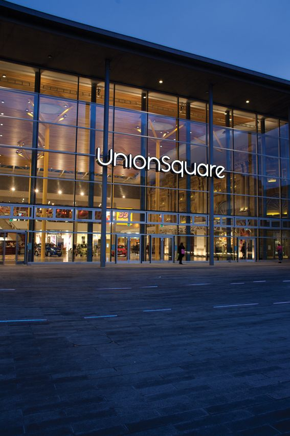 Union Square One Of The Many Shopping Centres In Aberdeen As Well As Being A Haven For Shopaholics Union Square Houses A Numb Granite City Places To Visit Weekend Breaks