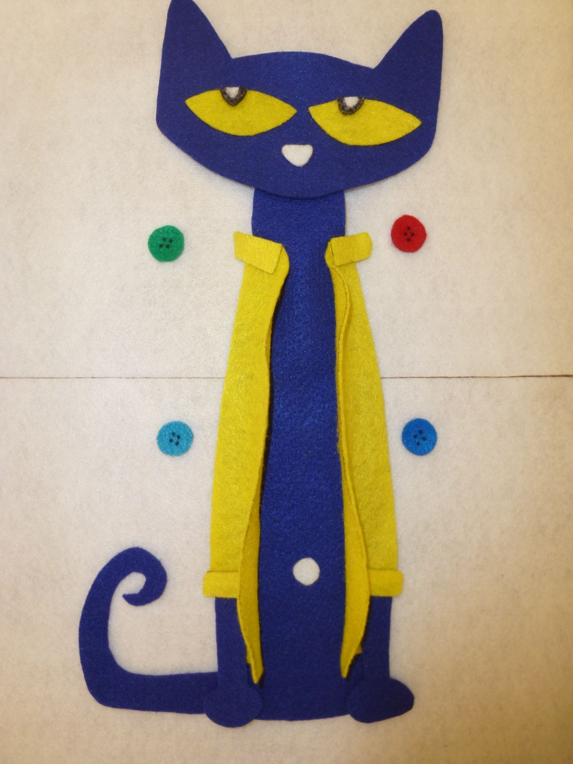 Pete The Cat And His Four Groovy Buttons This Picture