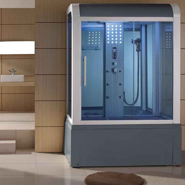 bathroom whirlpool tub shower combo. Eagle Bath Steam Shower Enclosure w  Whirlpool Bathtub Combo Unit WS 501 with Jacuzzi Ariel SS 609A