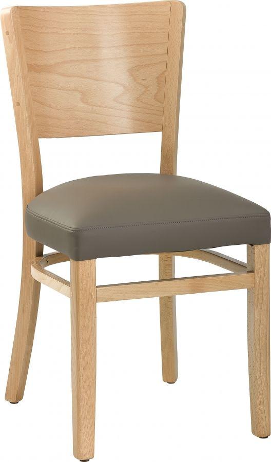 Gastronomie Stuhl Celina Grau Beizton Natur Mobel Star Bugholzstuhle Stuhle Gastronomie Mobel