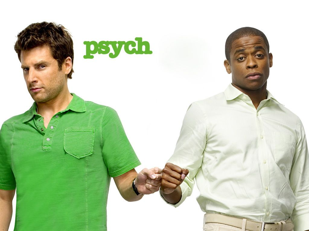 Psych. My FAVE show